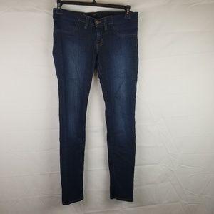 J Brand womens 28 x 30 Maternity skinny jeans